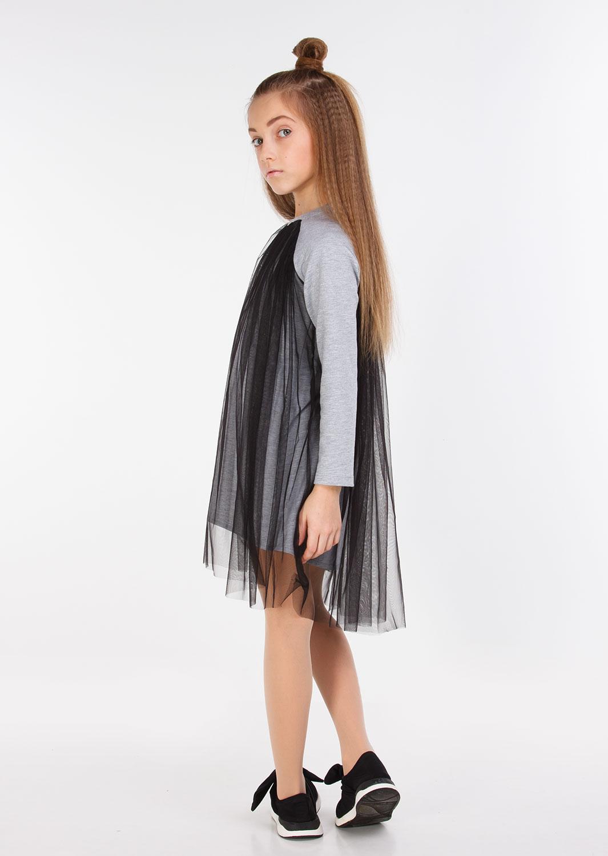 Платье Сати черный Sofia Shelest