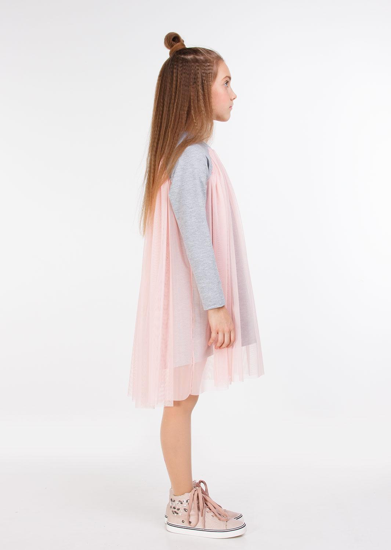 Платье Сати розовый Sofia Shelest