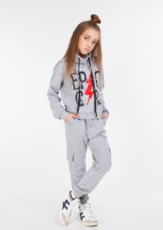 Повседневный костюм Томми серый Sofia Shelest