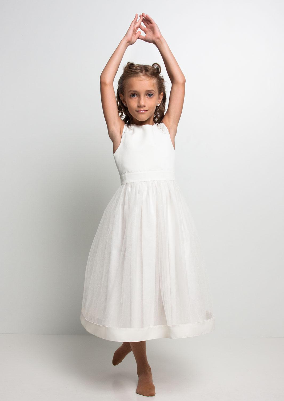 Платье Венера молоко