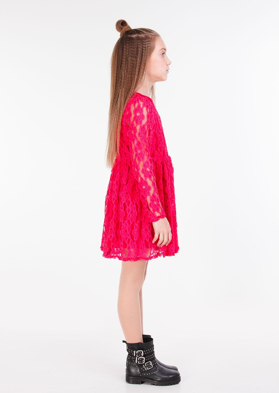 Платье Лиза красный Sofia Shelest